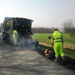 Strade nuove entro l'anno, il piano di asfaltature da 800 mila euro