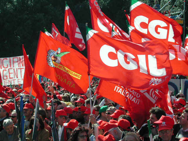 CGIL-sciopero1