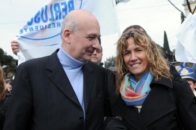 Roma 20-03-2010. Manifestazione Pdl