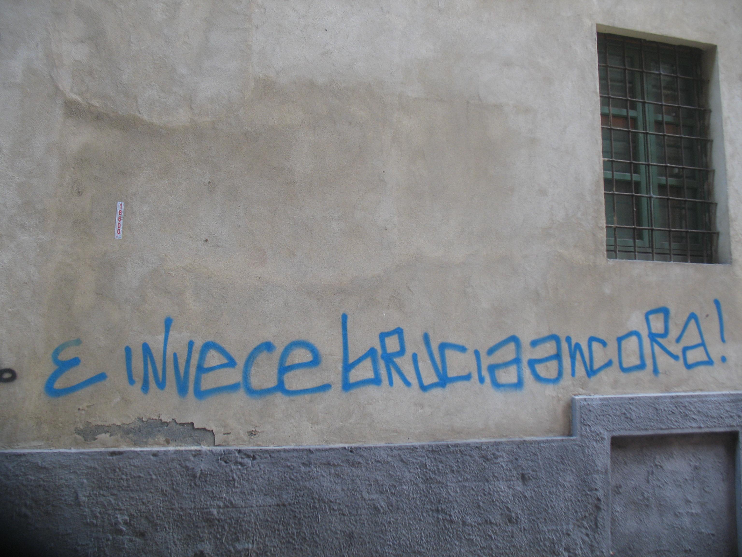 scritta-su-muro-Cisl-Alessandria