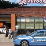 Bambina ritrovata in autogrill dalla polizia stradale di Alessandria