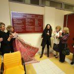 Nuovo day hospital oncologico ad Alessandria. Afef taglia il nastro