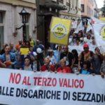 No alla discarica, sabato i Comitati sono di nuovo in piazza