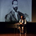 Teatro estivo con la Prima Guerra Mondiale vista da un ragazzo