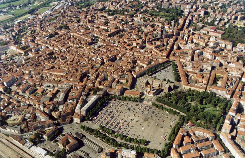 Paesaggio del Comune di Asti (AT)