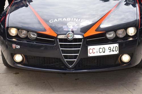 carabiniere auto
