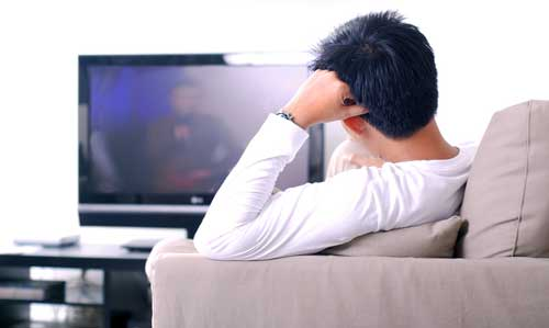 televisore relax – Copia