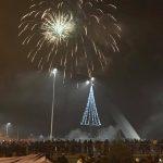 Capodanno sul ponte, il 2017 inizia col botto